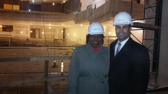 CFCC's Humanities & Fine Arts Building Underway