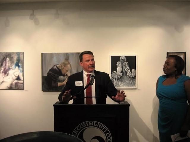 PNC Exec Chris George Addresses Summit