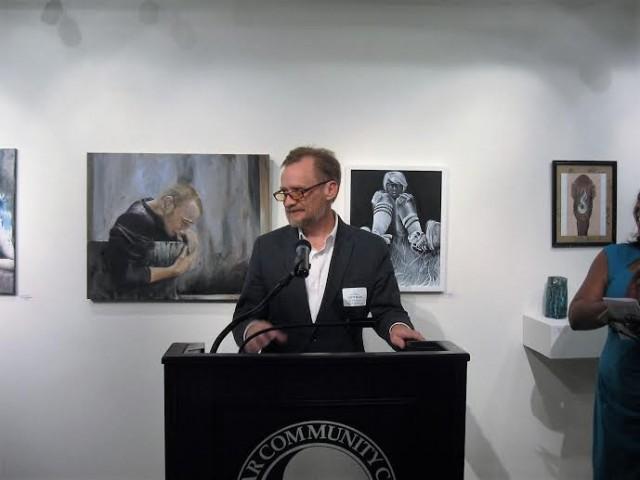 NC Arts Council Board Member Scott Relan
