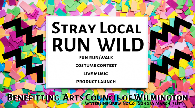 STRAY LOCAL BENEFITS ARTS COUNCIL