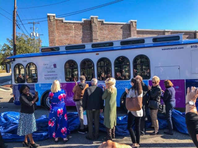New Trolley Services All Downtown Districts